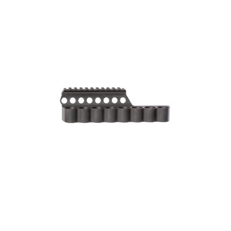 Mesa Tactical SureShell Carrier and Rail Mossberg 500 (8-Shell, 12-GA, 4½