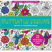 Butterfly Coloring Books