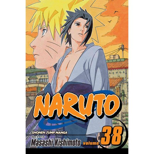 Naruto 38: Practice Makes Perfect