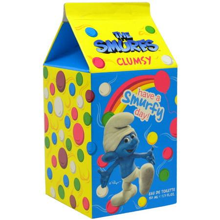 First American Brands The Smurfs Clumsy EDT Spray, 1.7 oz