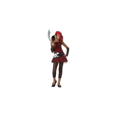 California Costumes 145911 Pirate Girl Tween Costume Size: Large (10-12)