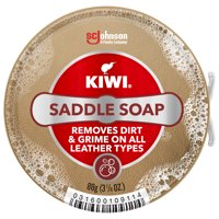KIWI Leather Outdoor Saddle Soap, 3.125 oz