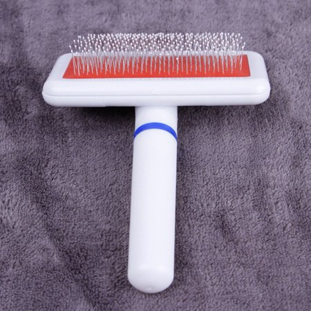 Dog Brush Dog Comb for Cat Scraper Puppy Cat Slicker Gilling Brush Quick Clean Grooming Tool Pet Product Drop Shipping - image 1 of 6