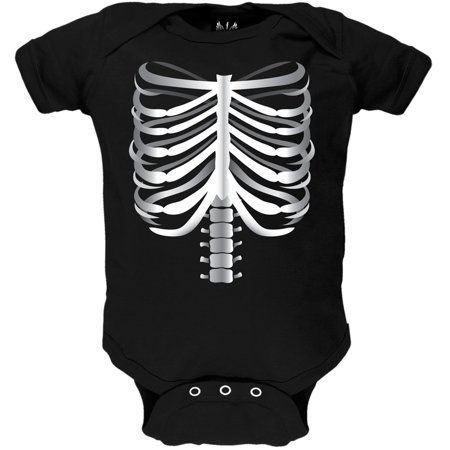 Skeleton Cage 3D Costume Baby One - Skeleton With Baby