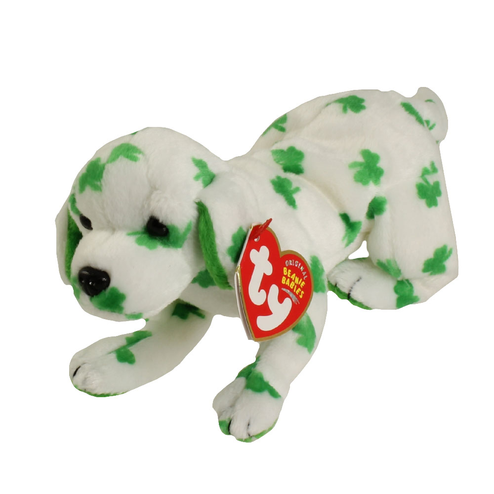 TY Beanie Baby - BLARN-e the Irish Dog (Internet Exclusive) (6.5 inch)