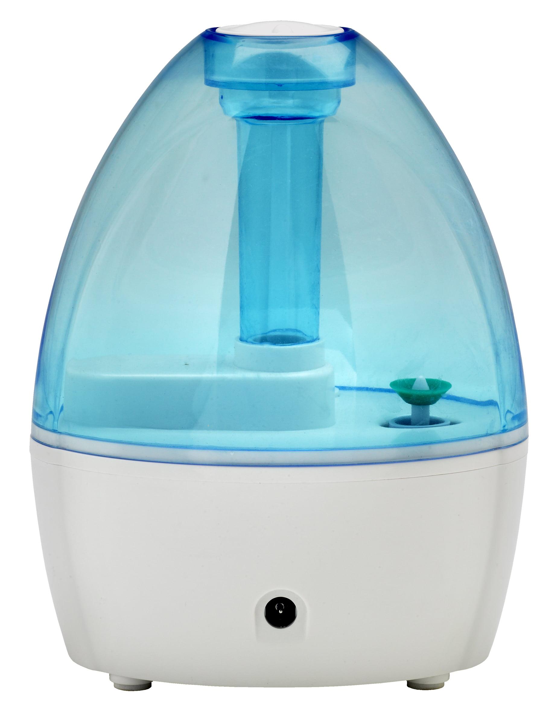 PureGuardian H910BL 14-Hour Nursery Ultrasonic Cool Mist Humidifier ...