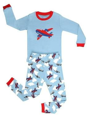 daf253c35 Baby Boys Pajama Sets - Walmart.com