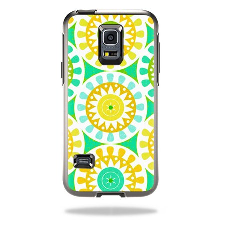 Mightyskins Protective Vinyl Skin Decal Cover For Otterbox Symmetry Samsung Galaxy S5 Mini Cover Wrap Sticker Skins Slices