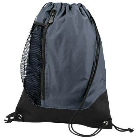 - Augusta 1149 Tres Drawstring Backpack