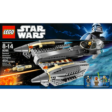General Grievous Starfighter - LEGO Star Wars - General Grievous Starfighter
