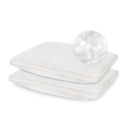 BioPEDIC® Sleep Styles Medium Density Pillow, 2 Pack