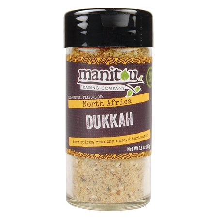 Dukkah, 1.6 Oz Glass Jar