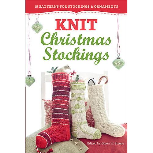 Storey Publishing: Knit Christmas Stockings