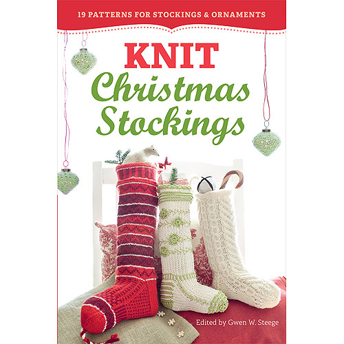 Storey Publishing: Knit Christmas Stockings