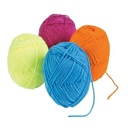 Neon Yarn (IN-13684181 Neon Yarn 4)