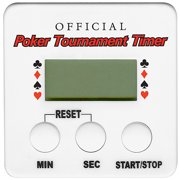 Trademark Poker Official Poker Tournament Timer