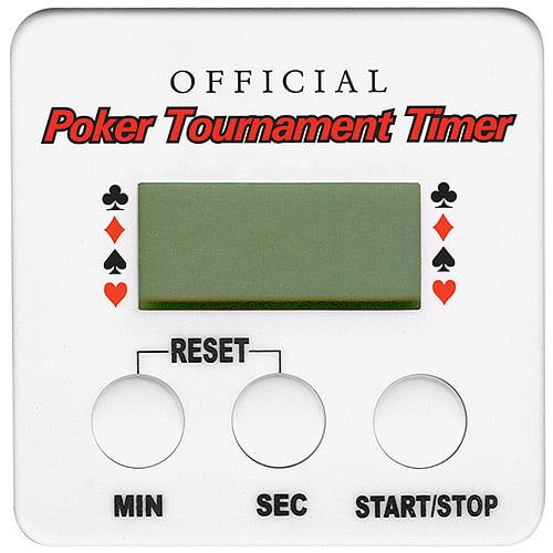 Trademark Poker Official Poker Tournament Timer