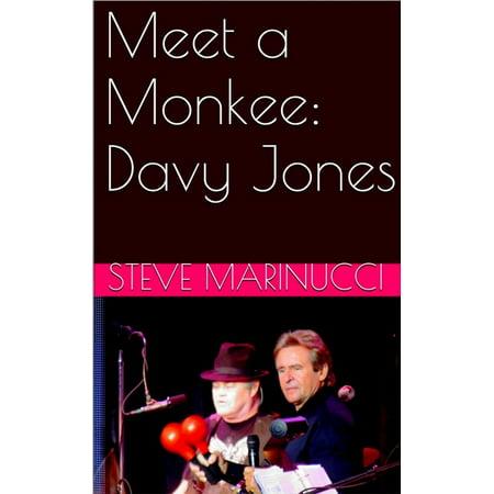 Meet a Monkee: Davy Jones - eBook - Davy Jones Makeup