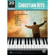 20 Sheet Music Bestsellers -- Christian Hits : Easy Piano - Halloween Night Piano Sheet Music
