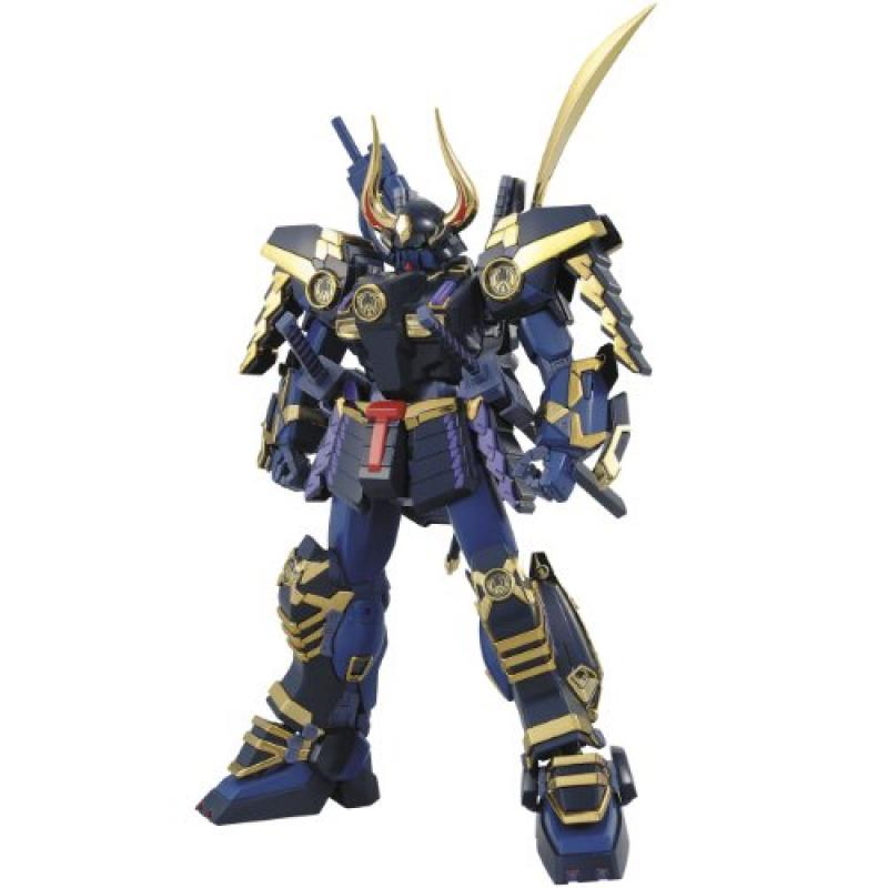 Bandai Hobby MUSHA Gundam MK-II Bandai Master Grade Action Figure by