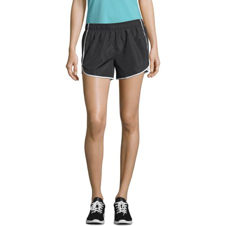 Sport Women's Performance Woven Running Shorts with Built in Liner ()
