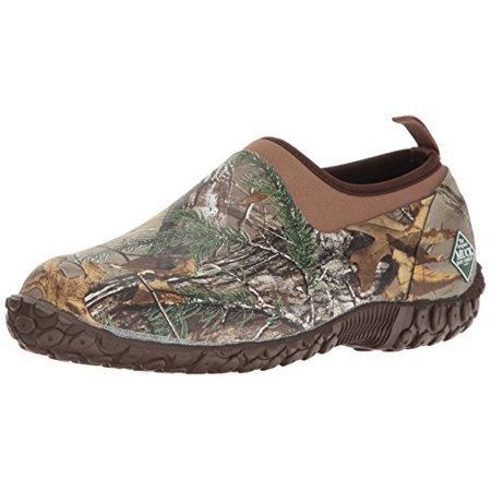 Muck Boot Men's Muckster II Low Climbing Shoe, Realtree Xtra, (7 US/7-7.5 M