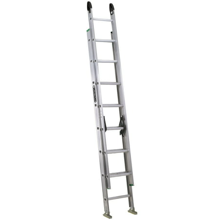 - Louisville Ladder 16-Foot Aluminum Step Ladder, 225-Pound Capacity, Type II, W-2222-16PG