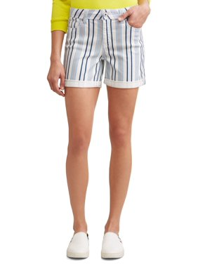 1f679e83e4 Product Image Alex Relaxed Vintage Denim Short Women s (Striped)
