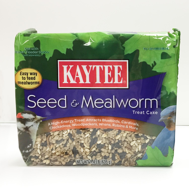 Kaytee Mealworm Cake, 1.4 LB