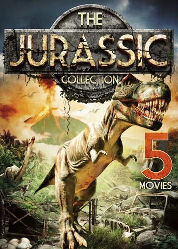 5-Movie Jurassic Colection (DVD) by Platinum Disc