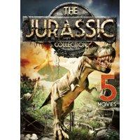 5-Movie Jurassic Colection (DVD)
