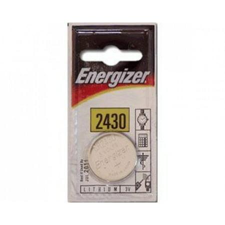 Energizer CR2430 Lithium coin battery (Lithium Batteries Cr2430)
