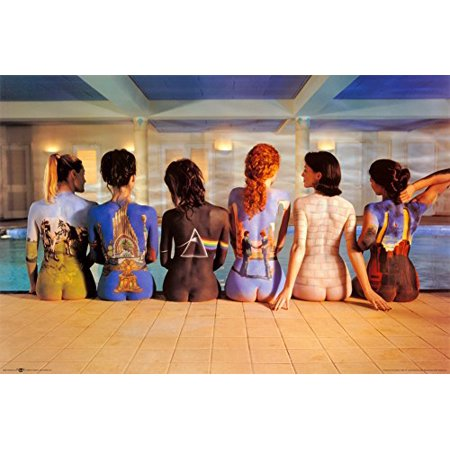Pink Floyd - Back Catalogue Poster 36x24in