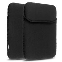 """Insten 10"""" Tablet Sleeve Bag Case Pouch Laptop for iPad 1 2 3 4 Retina Mini Air 2019 Pro Surface 2 3 4 Samsung Galaxy Tab A E Kindle HD Lenovo Dragon Touch NeuTab iRulu Acer Dell HP, Universal Black"""