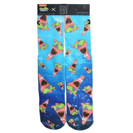 spongebob surprised patrick odd sox](Spongebob Socks)