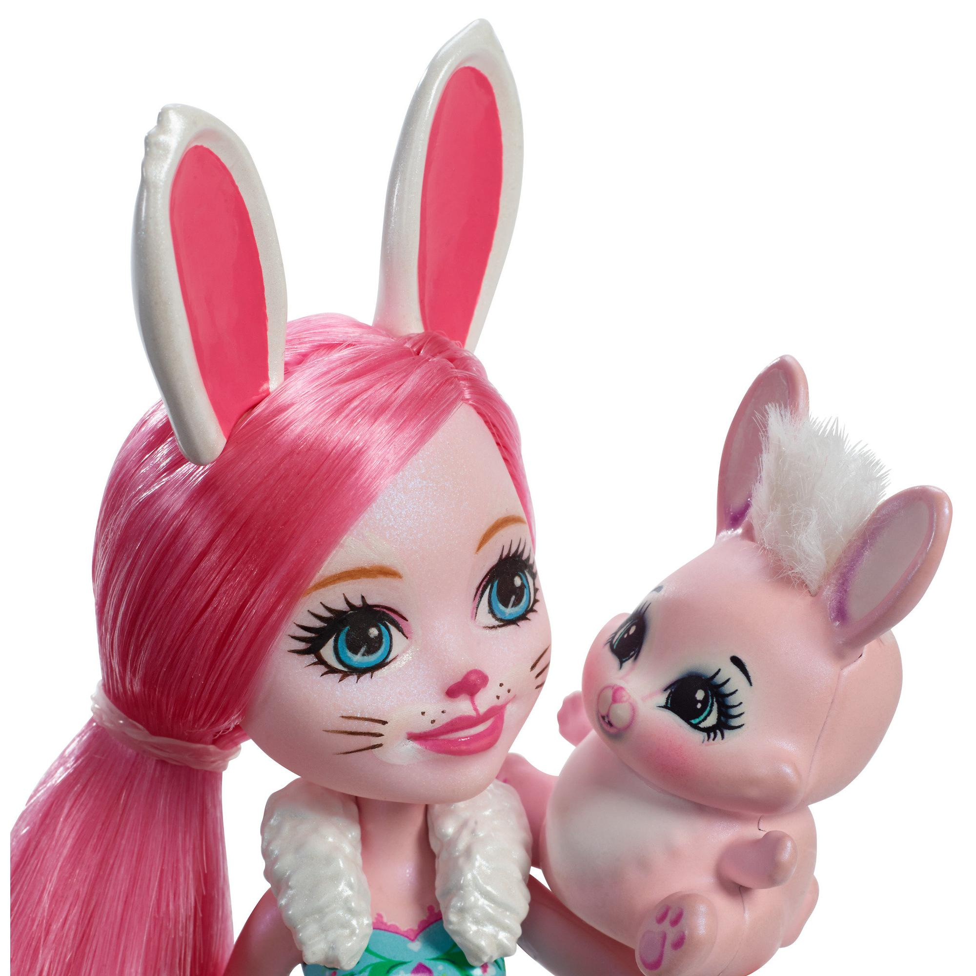 Enchantimals Bree Bunny Doll by Mattel