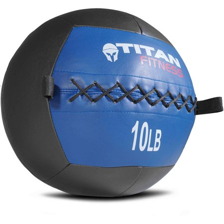 Titan 10 lb Wall Medicine Ball
