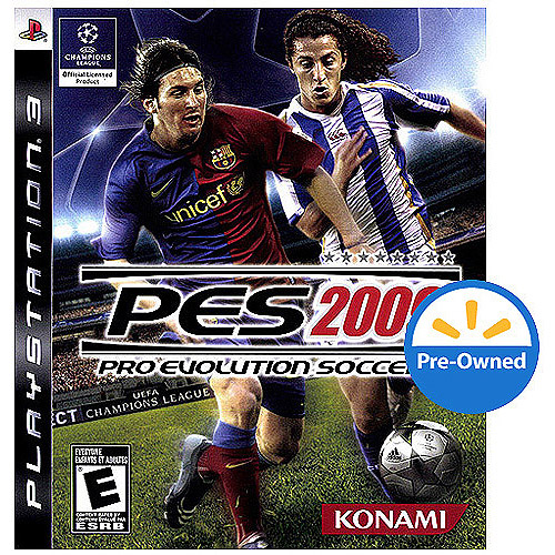Pro Evolution Soccer 2009 (ps3) - Pre-ow