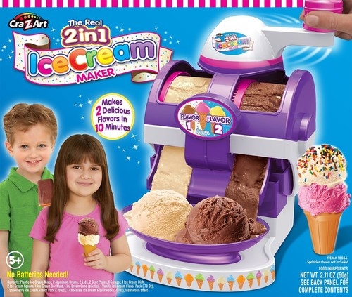 The Real Ice Cream Maker