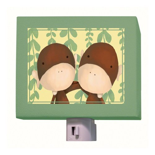 Oopsy Daisy Two of a Kind Night Light