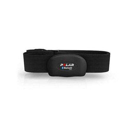 Polar H7 Bluetooth Smart Heart Rate Monitor Sensor with Strap (Black - M-XXL)