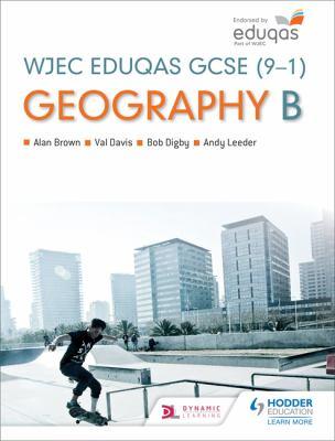 WJEC Eduqas GCSE (9Ó1) Geography B (Wjec Eduqas B Gcse) (Paperback) by