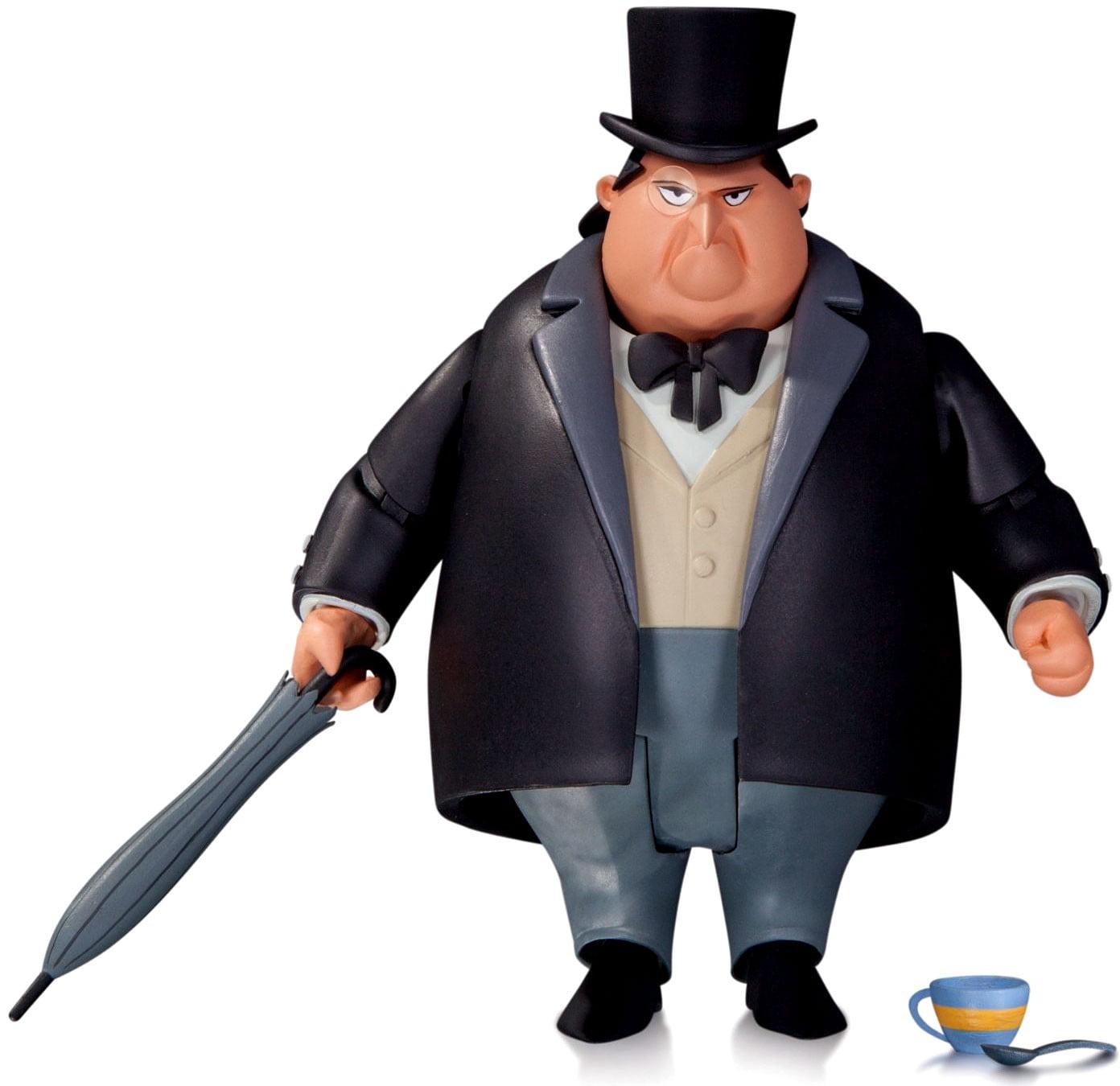 DC Comics Batman Animated Series: Penguin Action Figure by CSE Games
