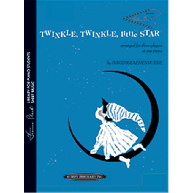 Alfred 00-0827 Twinkle- Twinkle- Little Star Music Book by Alfred