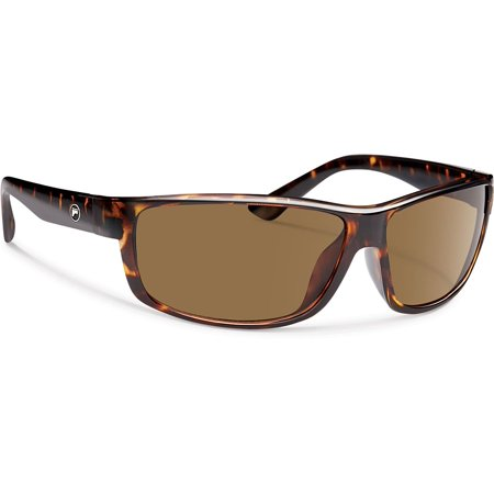 Eli Sunglass with Tortoise/Brown Polycarbonate Lenses, 100% Protection from Harmful UV Rays By Forecast (Ray Ban Glasses For Female)