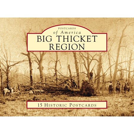 Postcards of America: Big Thicket Region (Other)