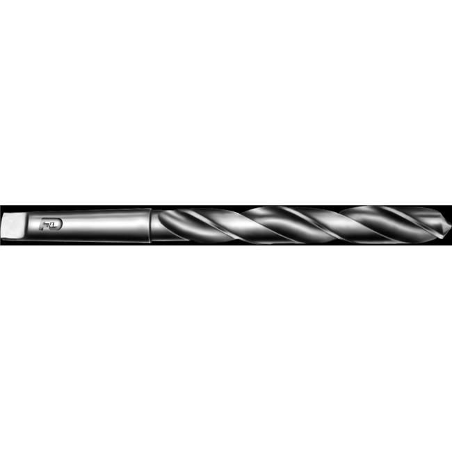 High Speed Steel Twist Drill - 1.062 dia. x 6.625 Flute Length x 11.25 OAL x No.3 Taper Shank - Series 209 - image 1 of 1