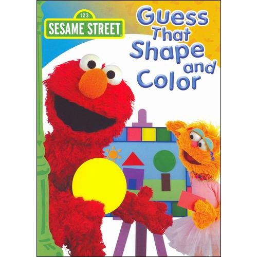 Sesame Street: Guess That Shape And Color (Full Frame)