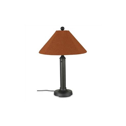 Patio Living Concepts Catalina Outdoor 36'' H Table Lamp with Empire Shade by Patio Living Concepts