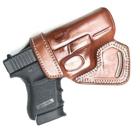 Cebeci Arms Leather Small of the Back SoB Holster for Springfield XD9, XD40  Subc